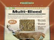 Moultrie Feeders Feed Supplement Multi Blend