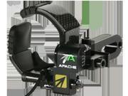 New Archery Products Nap Apache Carbon Black Arrow Rest Right Hand