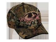 Outdoor Cap Company Ladies Mossy Oak Logo Cap Mossy Oak Infinity