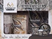 Signature Products Realtree Outfitters Party Pack 33 Piece - 8Pk