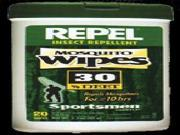 United Industries Spgt Repel Mosquito Wipes 30% Deet