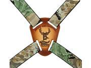 Crooked Horn  Realtree Brown Slide & Flex Binocular System