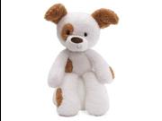 "Fuzzy Spotted Dog 14"" by Gund"