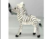 """Baby Zebra 12.2"""" by Hansa"""