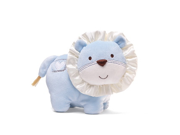 "Safari Friend Lil Lion Chime Toy 7"" by Gund"