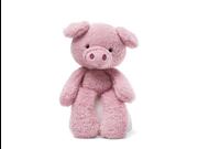 """Fuzzy Pig 13.5"""" by Gund"""