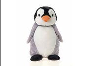 "Penguin Peek-A-Boo Plush Pillow 19"" by Fiesta"
