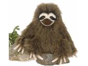 "Sitting Three Toed Sloth 9"" by Fiesta"