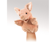 """Little Pig Puppet 8"""" by Folkmanis Puppets"""