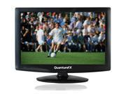 15.6 Inch QuantumFX TV-LED1611 12 Volt AC/DC Widescreen 1080p HD LED TV w/ ATSC Digital Tuner
