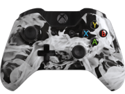Xbox One Modded Controller: White Fire Master Mod Compatible with Titanfall, Call of Duty: Ghosts and Battlefield 4