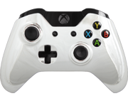 Modded Xbox One Controller Special Edition Chrome Adjustable Rapid Fire Controller