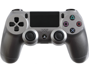 Custom PlayStation 4 Controller Special Edition Steel Controller