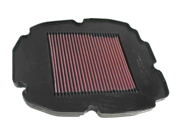 K&N HIGH FLOW PERFORMANCE AIR FILTER HA-8098 98-09 HONDA VFR800FI INTERCEPTOR
