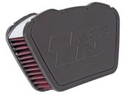 K&N HIGH FLOW PERFORMANCE AIR FILTER YA-1307 09-12 YAMAHA XVS950 V-STAR