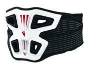Thor Force Belt MX Motocross White/Black SM/MD