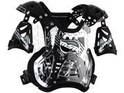MSR Youth Impact Chest Roost Protector Deflector  Clear MD