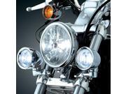 Kuryakyn Clamp-on Fork Mounted Driving Lights Side Mount 39mm & 41mm (5013)
