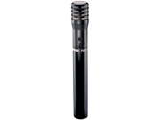 Shure PG81X Cardioid Condenser Instrument Mic with XLR Cable