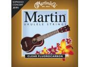 Martin M600 Soprano Ukulele Strings