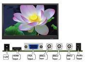 "Special BNC / HDMI / VGA 18.5"" LED CCTV Monitor with Remote Control"