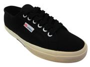 Superga 2750 Cotu Classic Black Mens Lace Up Sneakers