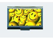 Smiley Face Business Card ID Case