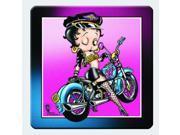 Betty Boop Biker Magnet