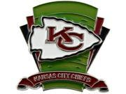 Kansas City Chiefs Logo Field Lapel Pin