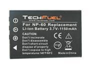 TechFuel Li-ion Rechargeable Battery for Samsung Digimax U-CA501 Digital Camera