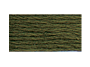 DMC Pearl Cotton Skeins Size 5 - 27.3 Yards-Very Dark Avocado Green
