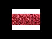 Kreinik Blending Filament 1 Ply 50 Meters (55 Yards)-Hi Lustre Red