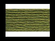 DMC Pearl Cotton Skeins Size 5 - 27.3 Yards-Dark Moss Green