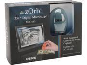 zOrb Digital Microscope-Surf Blue