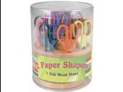 Armada Art Materials 70013 Paper Shapers Scissor Set