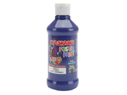 Palmer Washable Poster Paint 8 Ounces-Purple