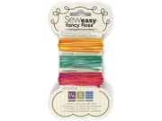 Sew Easy Fancy Floss Variegated-Secondary