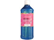 Washable Glitter Paint 16 Ounces-Blue
