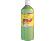 Washable Neon Poster Paint 16 Ounces-Green