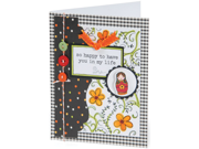 Sizzix Textured Impressions Embossing Folder & Stamp Set-Flowers & Vines
