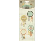 Prairie Hill Accolade Dimensional Sticker-