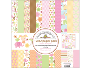 """Sugar & Spice Paper Pack 12""""X12""""-"""