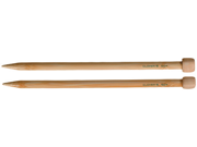 "Bamboo Single Point Knitting Needles 9""-Size 9"