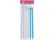 "Silvalume 10"" Knitting Needle Gift Set-3 Pair"