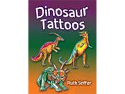 Dover Publications-Dinosaur Tattoos