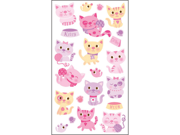 Sticko Classic Stickers-Kitty Cats