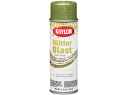 Krylon 472311 Glitter Blast Aerosol Spray 5.75 Ounces-Citrus Dream