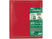 "Magnetic Page Photo Album 10""X11-1/2""-100 Pages"