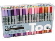 Copic Ciao Markers 72 Piece Set-Set A