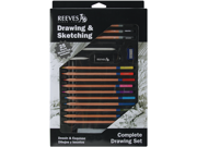 Complet Drawing Set-Drawing & Sketching